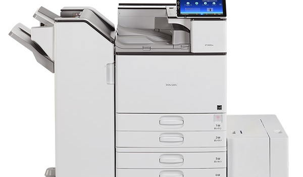 Introducing the Ricoh SP8400DN