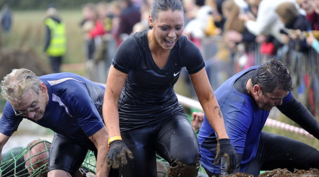 "Mayday Mudders go ""The Whole Hog"""