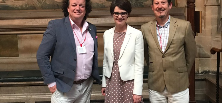 Graham and Jamie Meet Chloe Smith MP