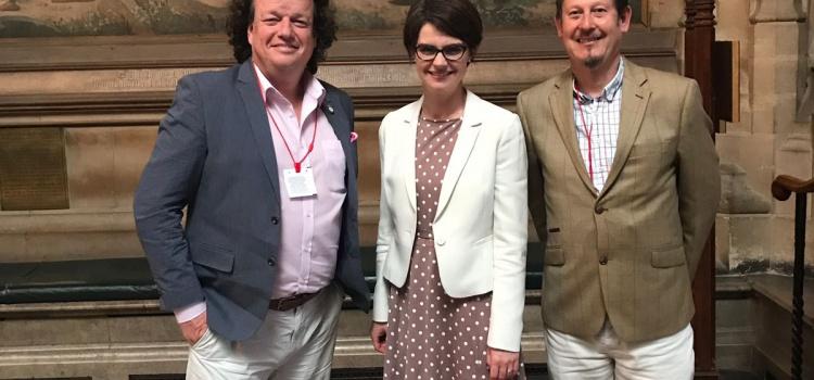 Graham and Jamie Meet Chloe Smith MP