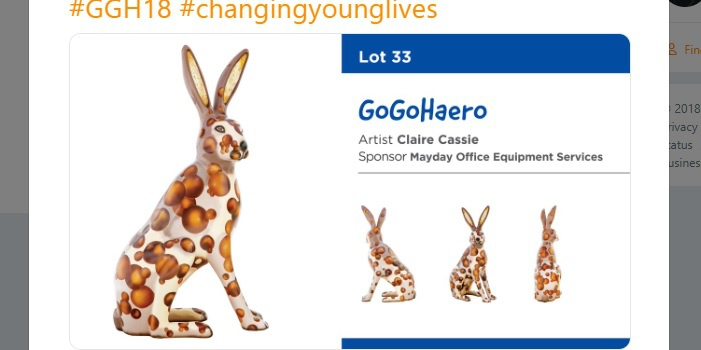 GoGoHaero Sells for £4200!